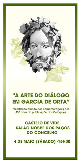 A arte do diálogo em Garcia de Orta